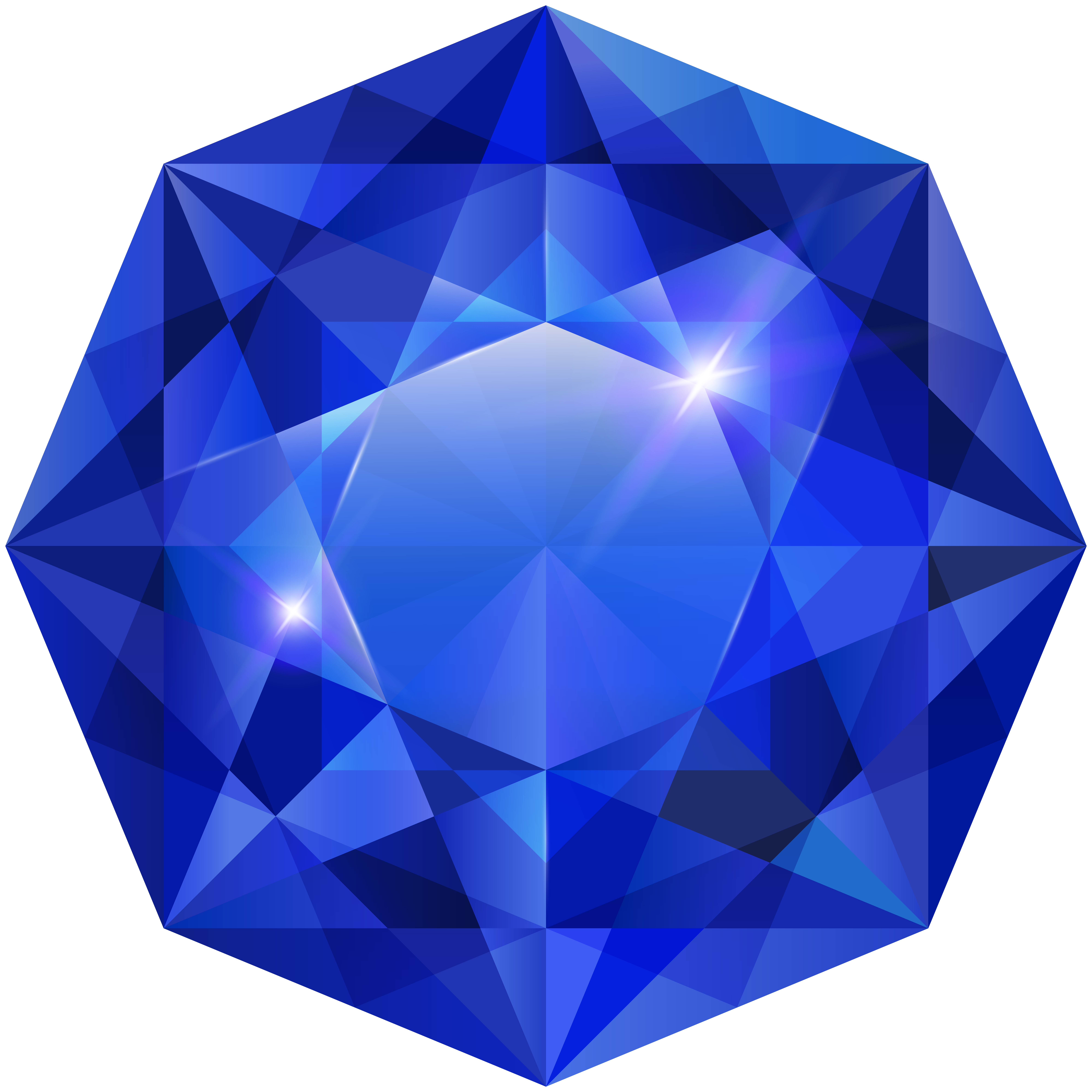 Blue png clip art. Diamond clipart square