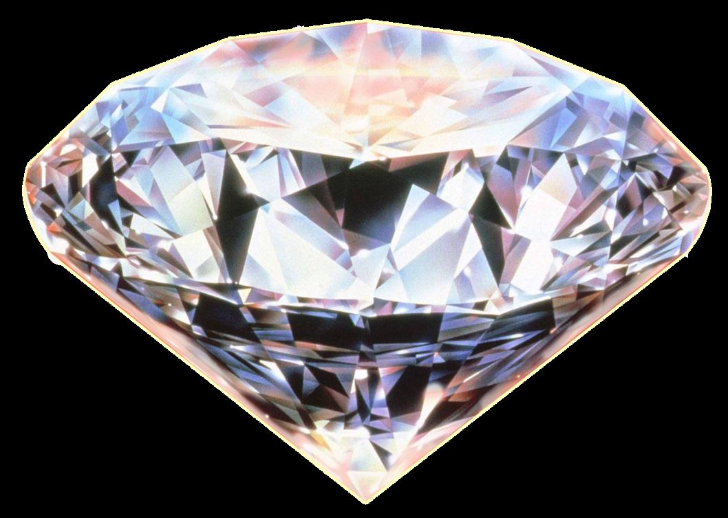 clipart diamond coloured