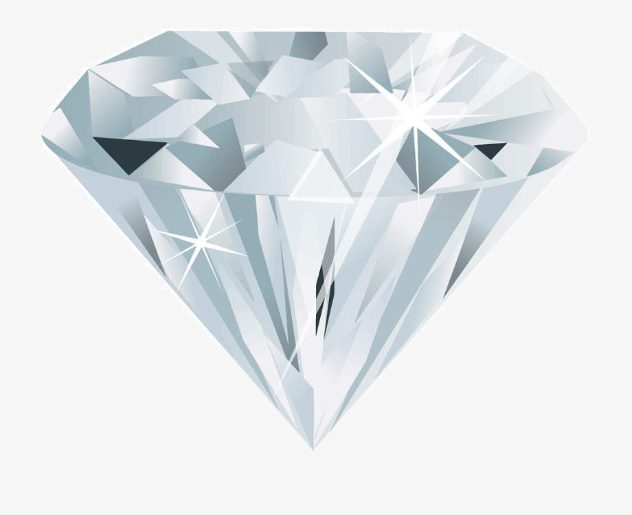 Crystal clipart diamond crystal. Free pnglogocoloring pages png