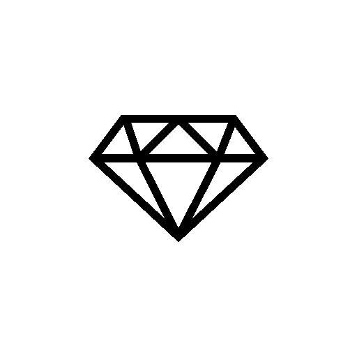 Diamonds clipart basic. Free black dimond cliparts