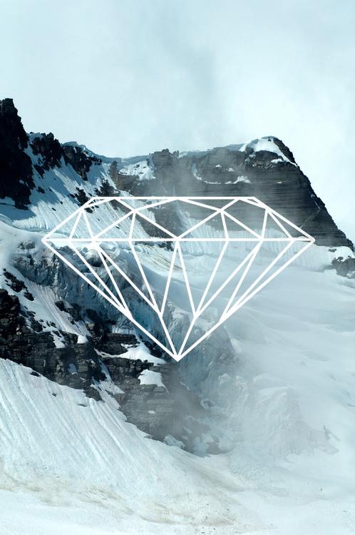 Tumblr png pngs pinterest. Clipart diamond doodle