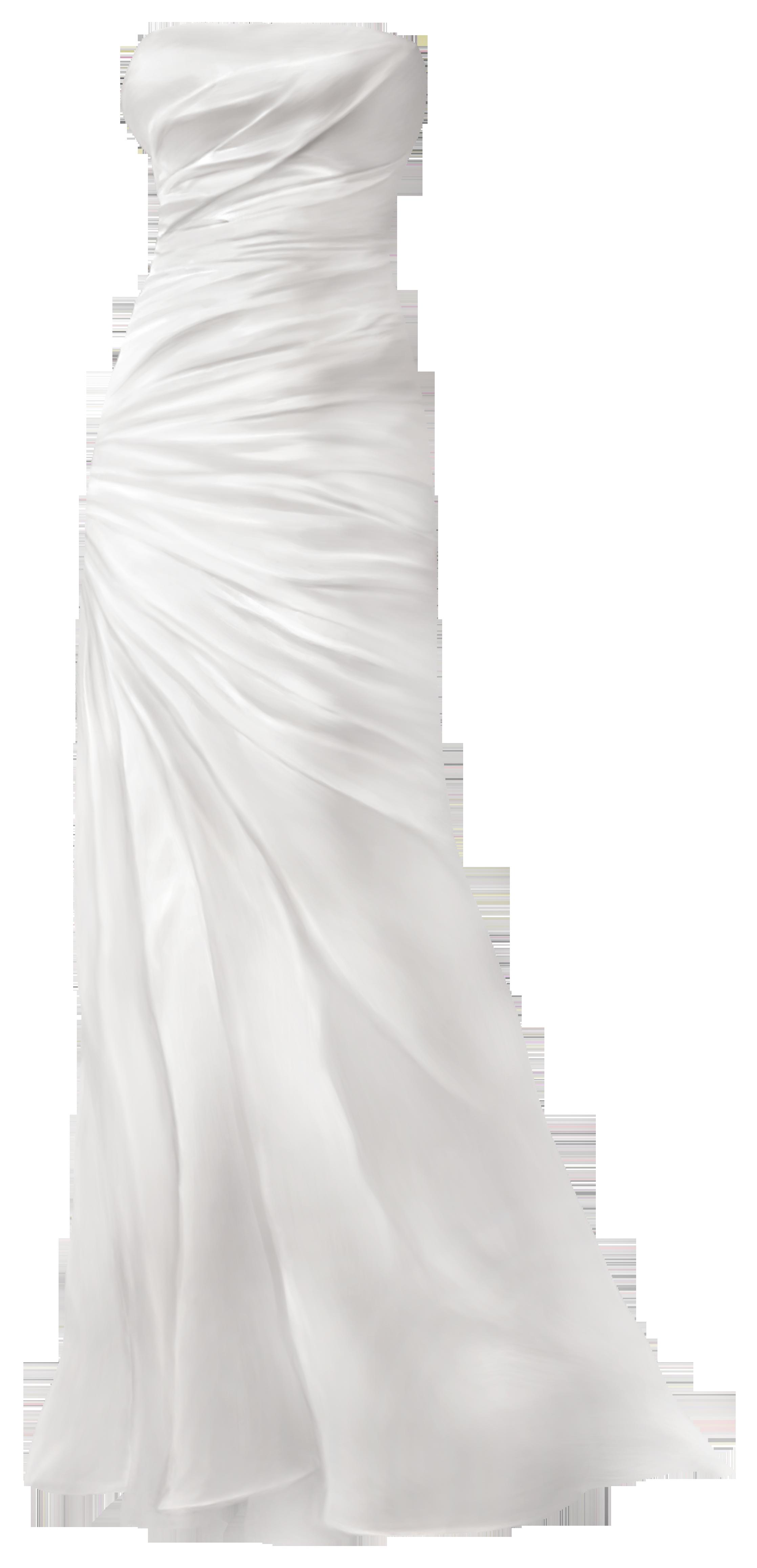 Simple png clip art. Fashion clipart wedding dress