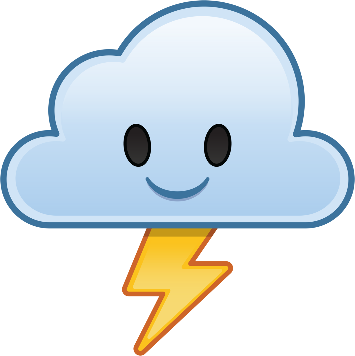 Lightning clipart emoji. Cars team event disney