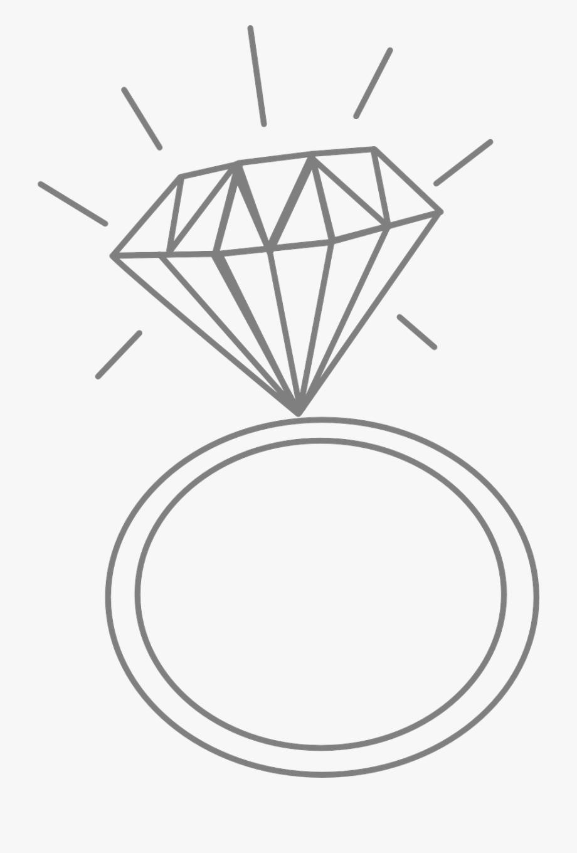 Engagement clipart small ring. Wedding diamond romance free