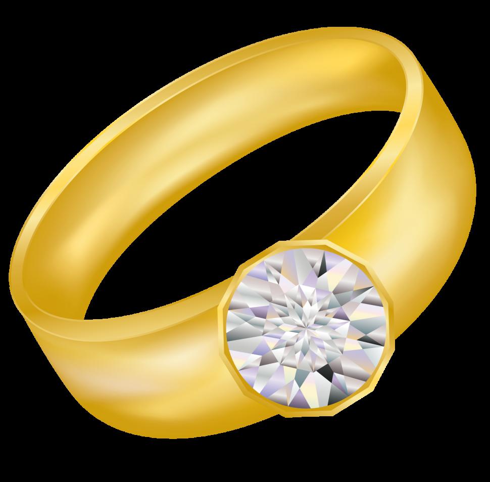 Jokingart com wedding diamond. Engagement clipart two ring