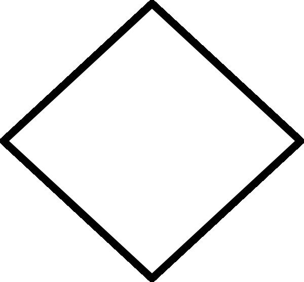 Clipart diamond geometric.  collection of shape