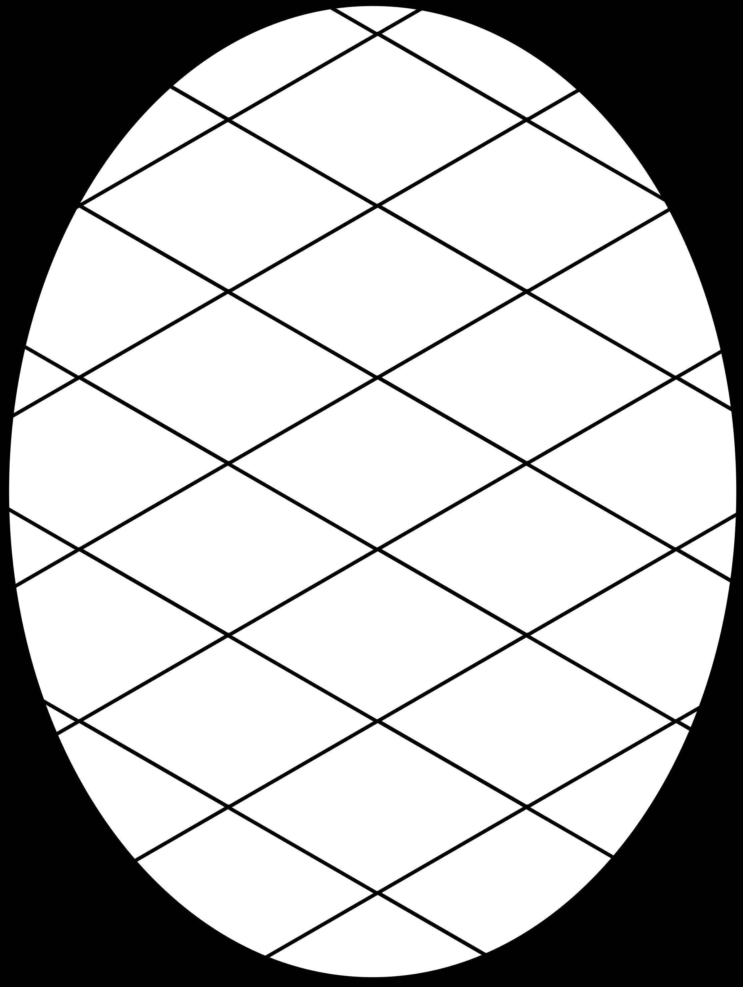 Clipart diamond geometric. Pattern outline big image