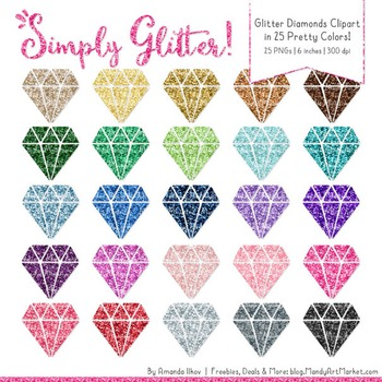 Professional diamonds . Clipart diamond glitter