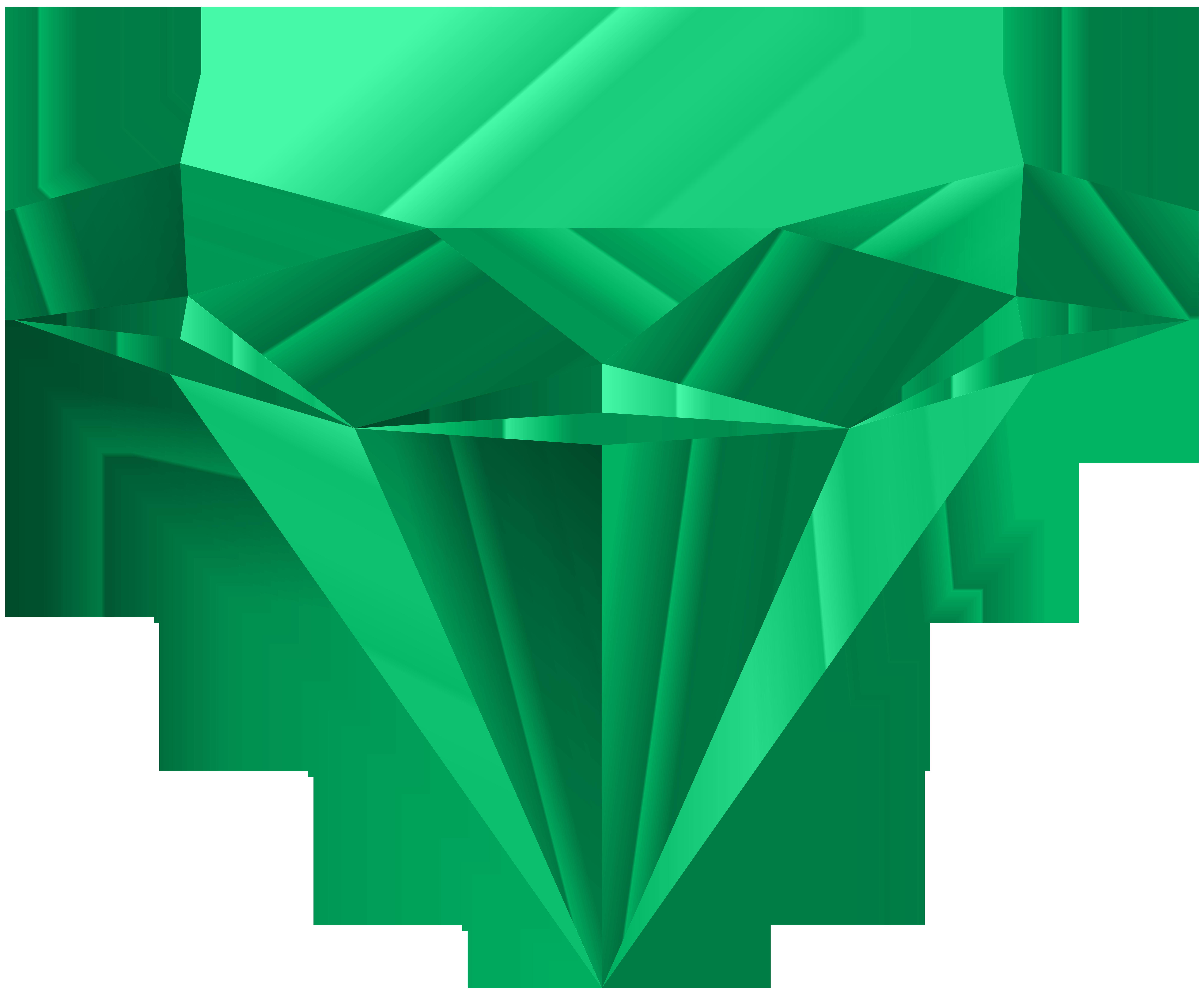 Green png clip art. Diamonds clipart small diamond