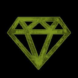 Clip art panda free. Diamond clipart green diamond