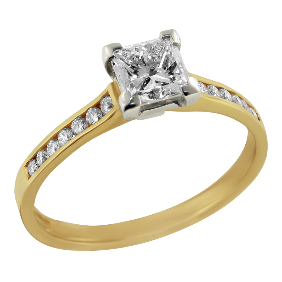 Jewelry clipart wedding ring. Gold diamond png image