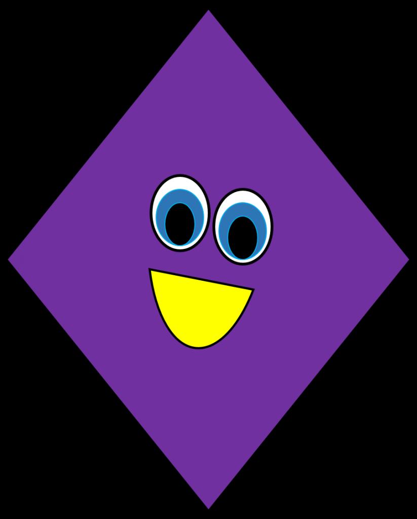 clipart diamond kid