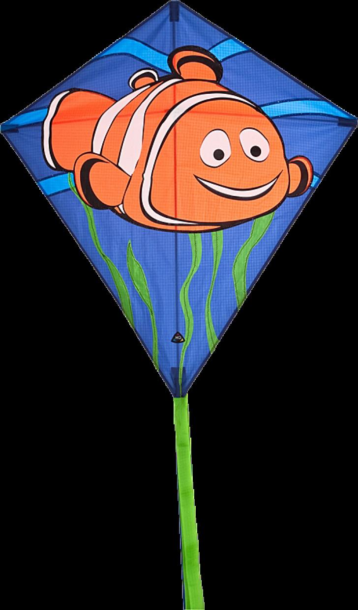 Clipart toys kite. Eddy clownfish diamond shop