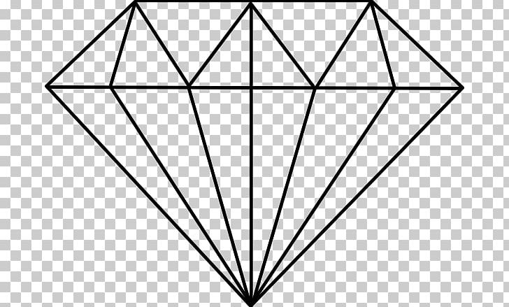 Art how to png. Clipart diamond line drawing