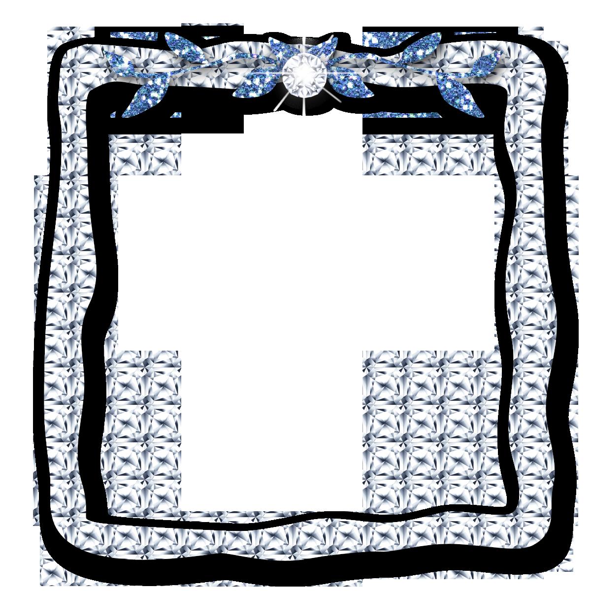 free pretty frames. Clipart diamond pink