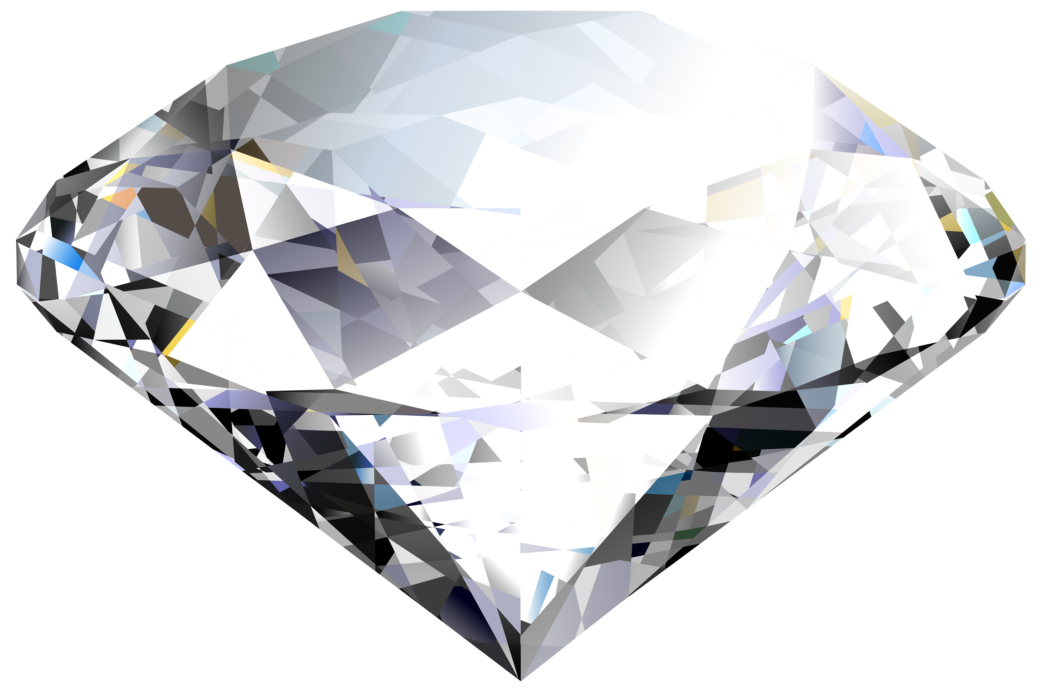 Diamond clipart coloring page.  collection of transparent