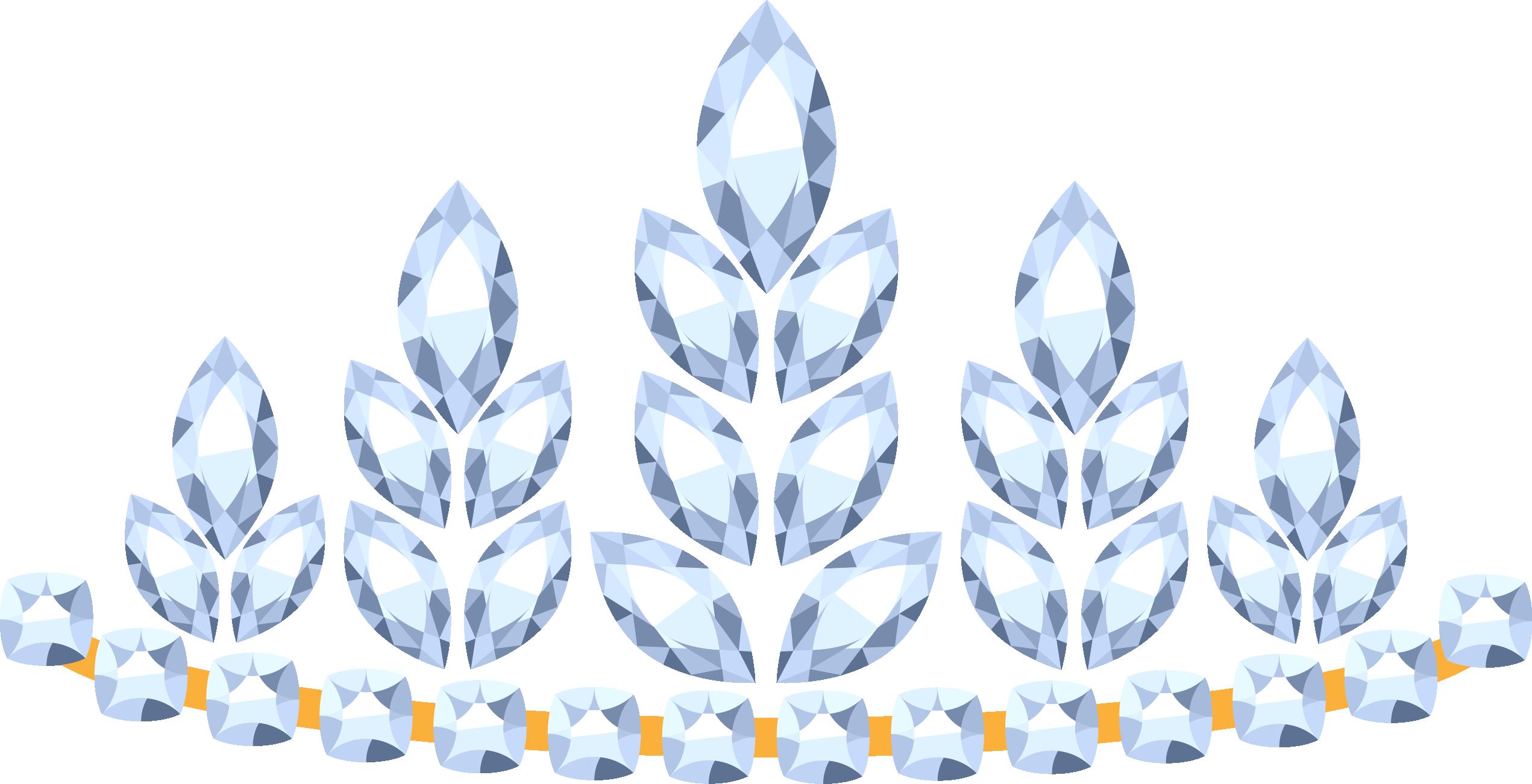 Princess crown clip art. Crystal clipart diamond crystal