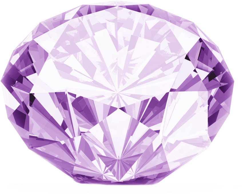 Diamonds clipart purple. Diamond png free images