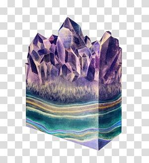 Diamond clipart rock. Rubble crushed stone a