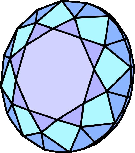 Clip art at clker. E clipart diamond
