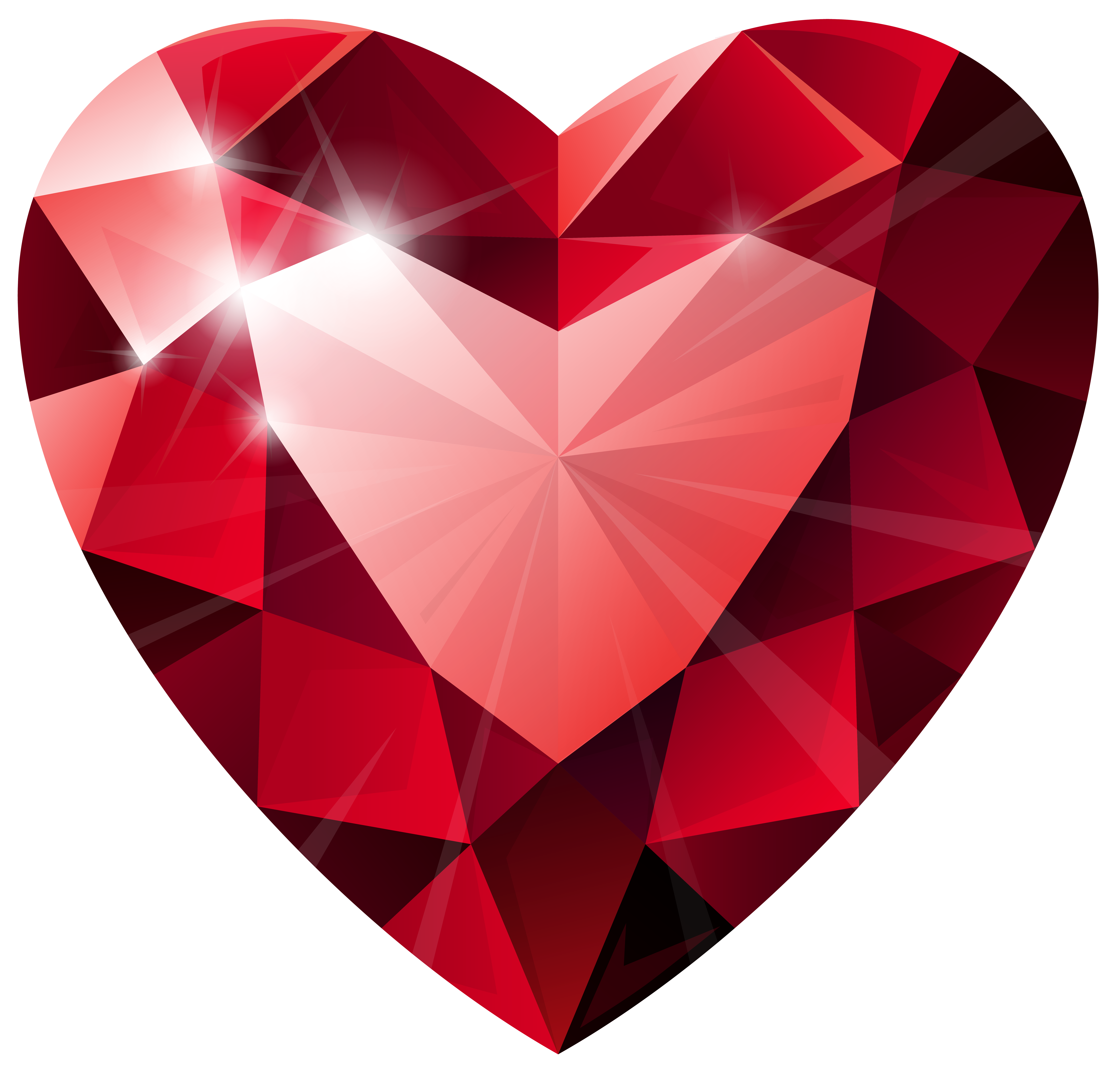 Clipart rock diamond. Heart transparent png clip
