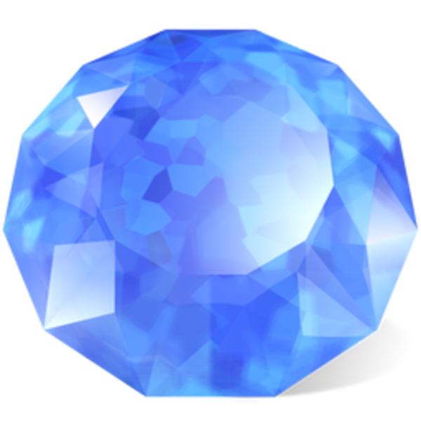 Clipart diamond saphire. Sapphire free images at
