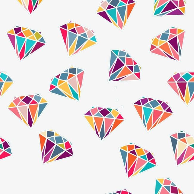 Diamond clipart shading. Background cartoon