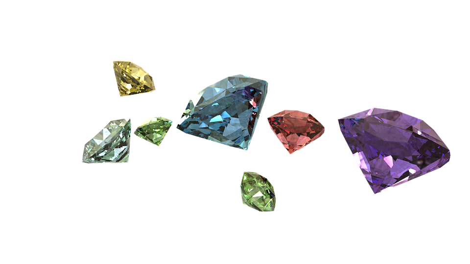 Clipart diamond shiny diamond. Free photo d rendering