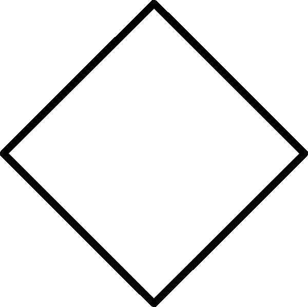 White sign clip art. Diamond clipart small diamond