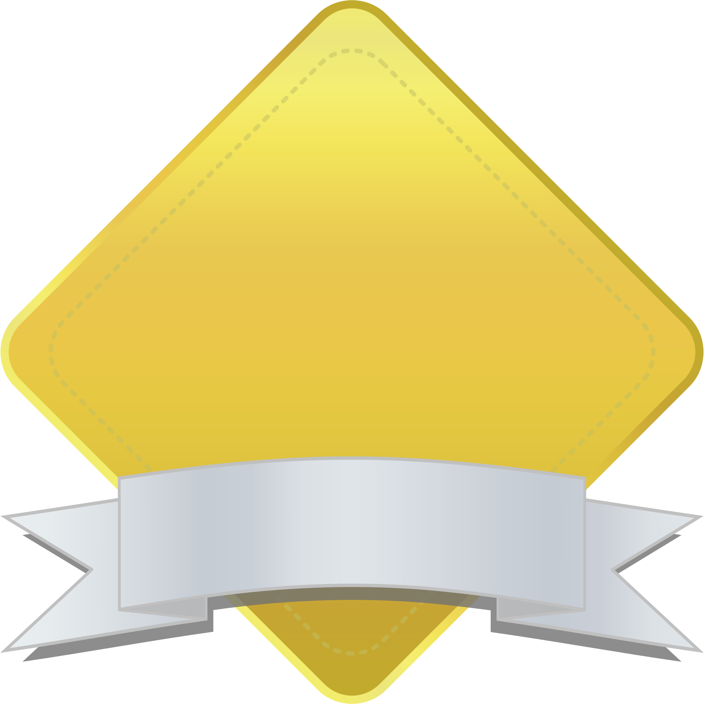 Banner big image png. Diamond clipart yellow diamond