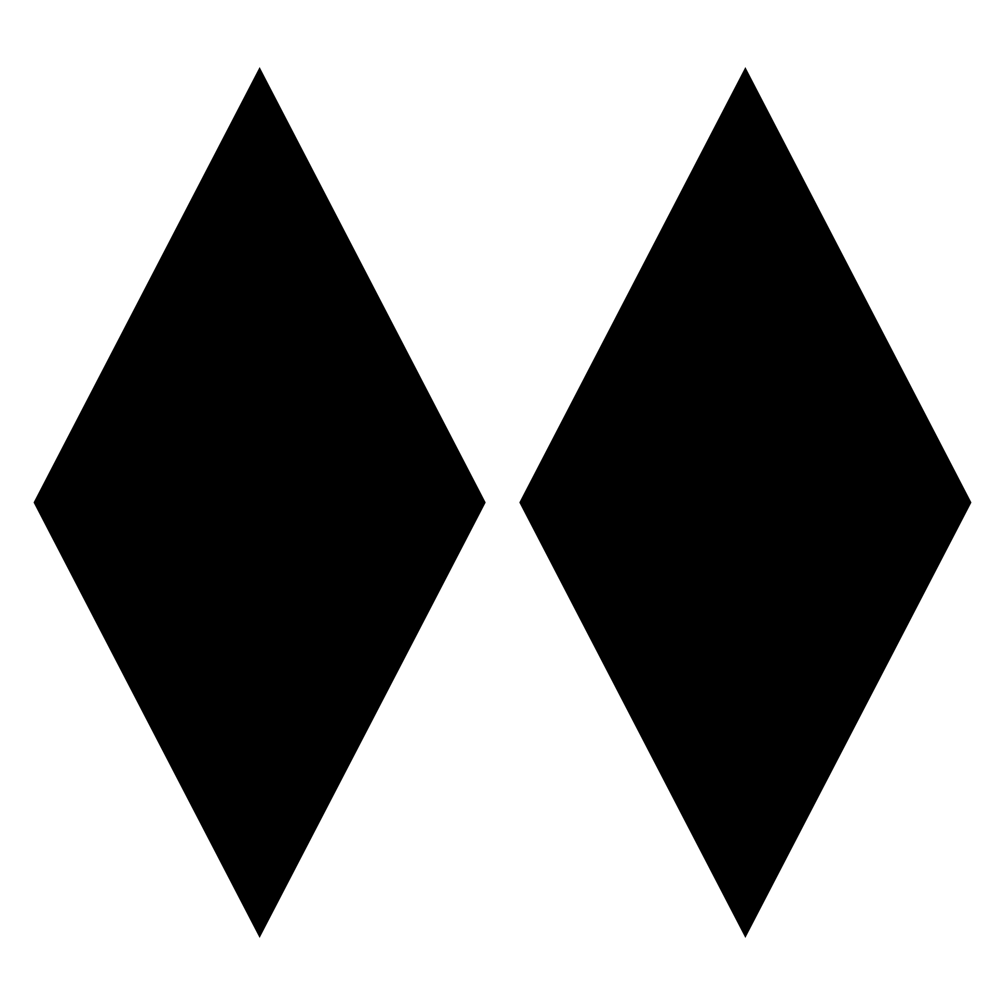 Clipart diamond sign. File ski trail rating
