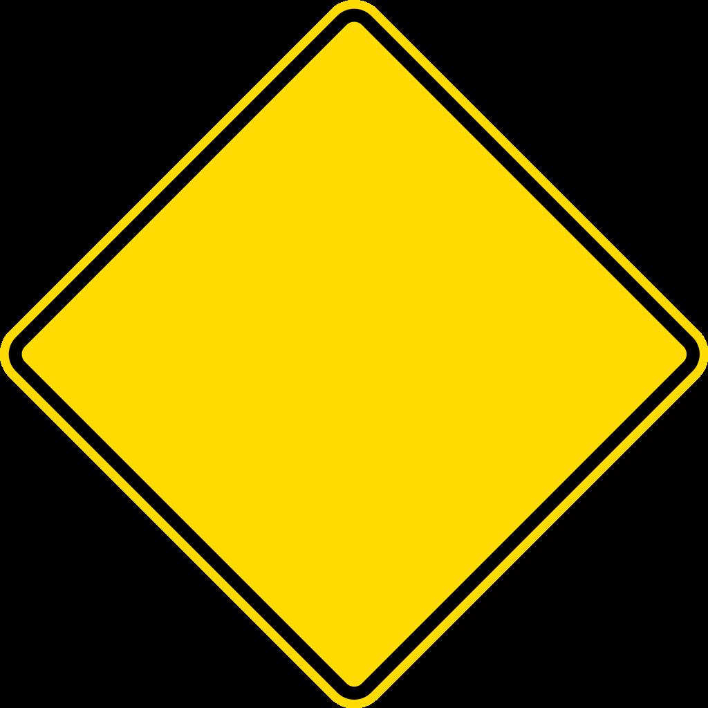 clipart diamond sign