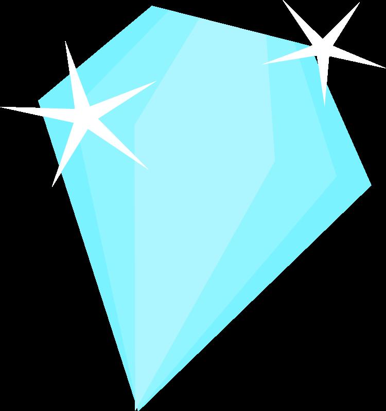 clipart diamond single