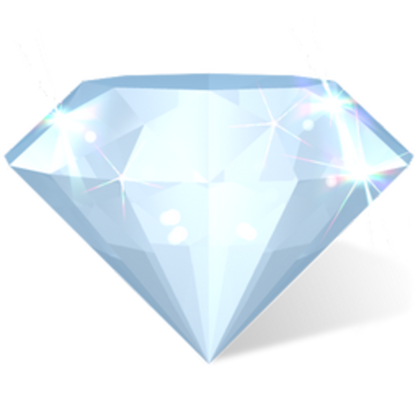 Clipart rock diamond. Transparent png pictures free