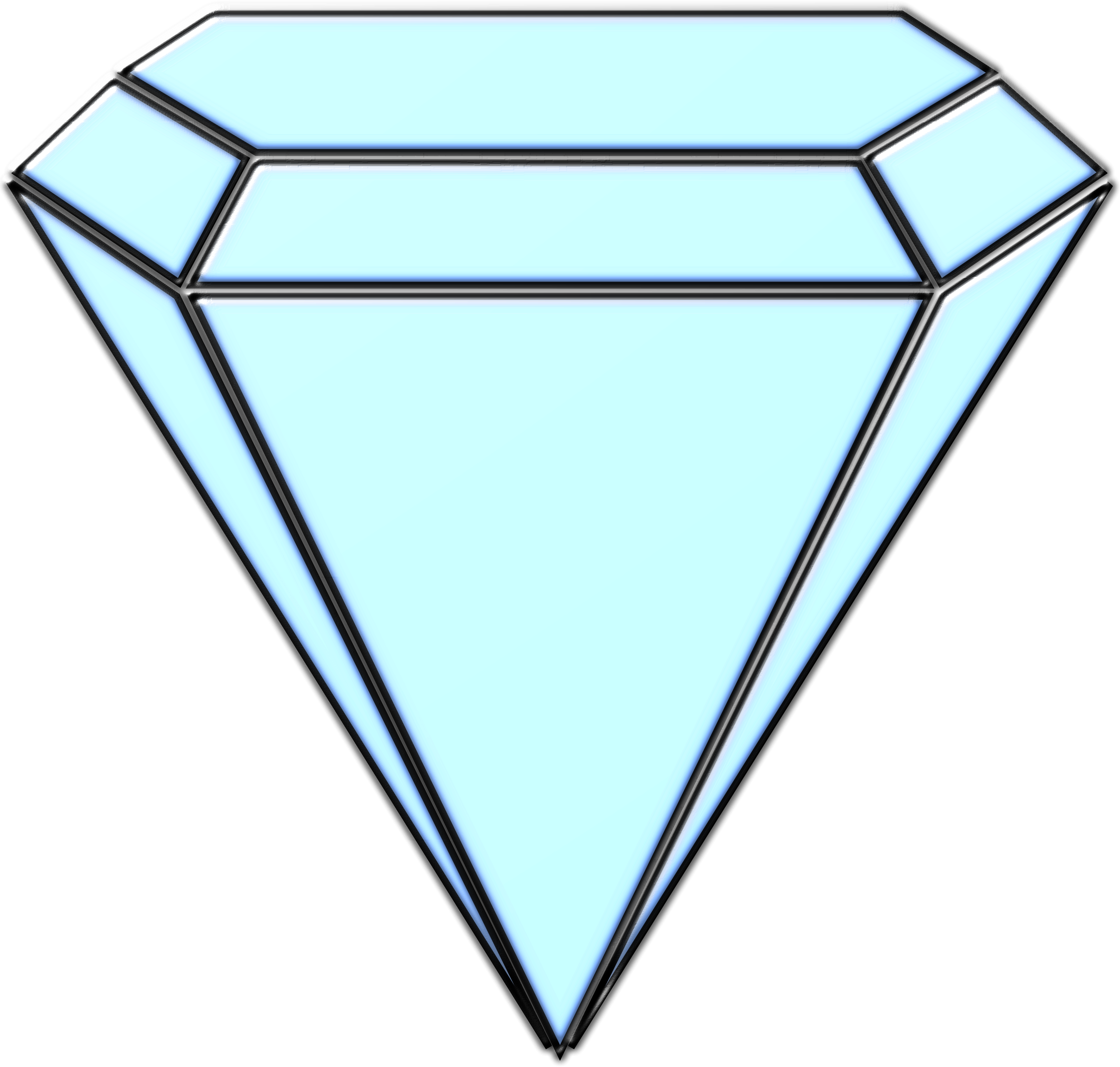 Diamonds clipart blue diamond. Icons png free and