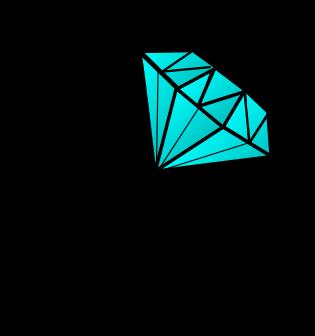 Download clip art png. Diamond clipart small diamond