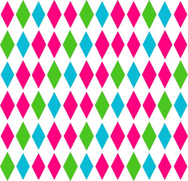 Clipart diamond square. Pattern multi clip art