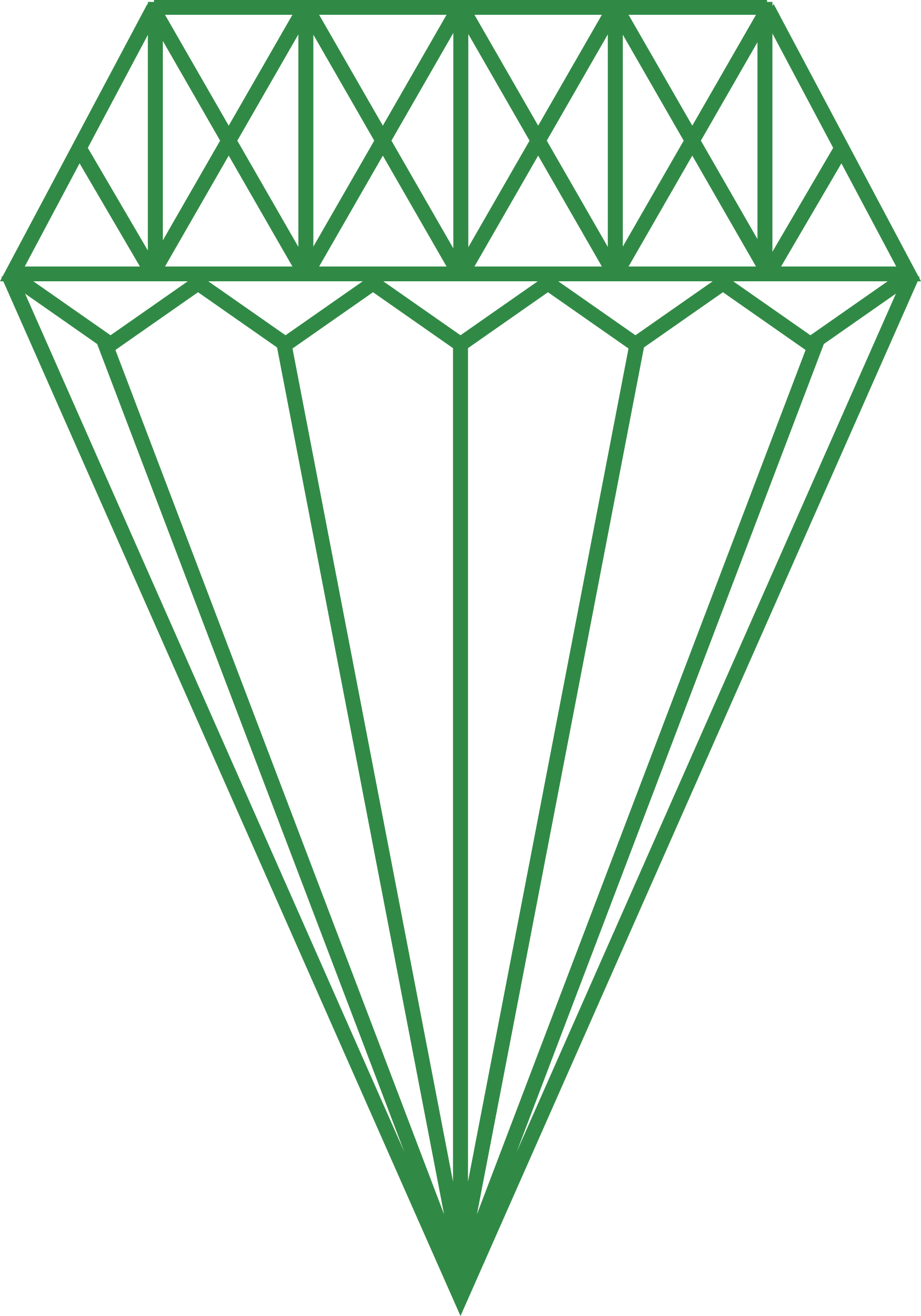 Clipart diamond svg. Green icons png free