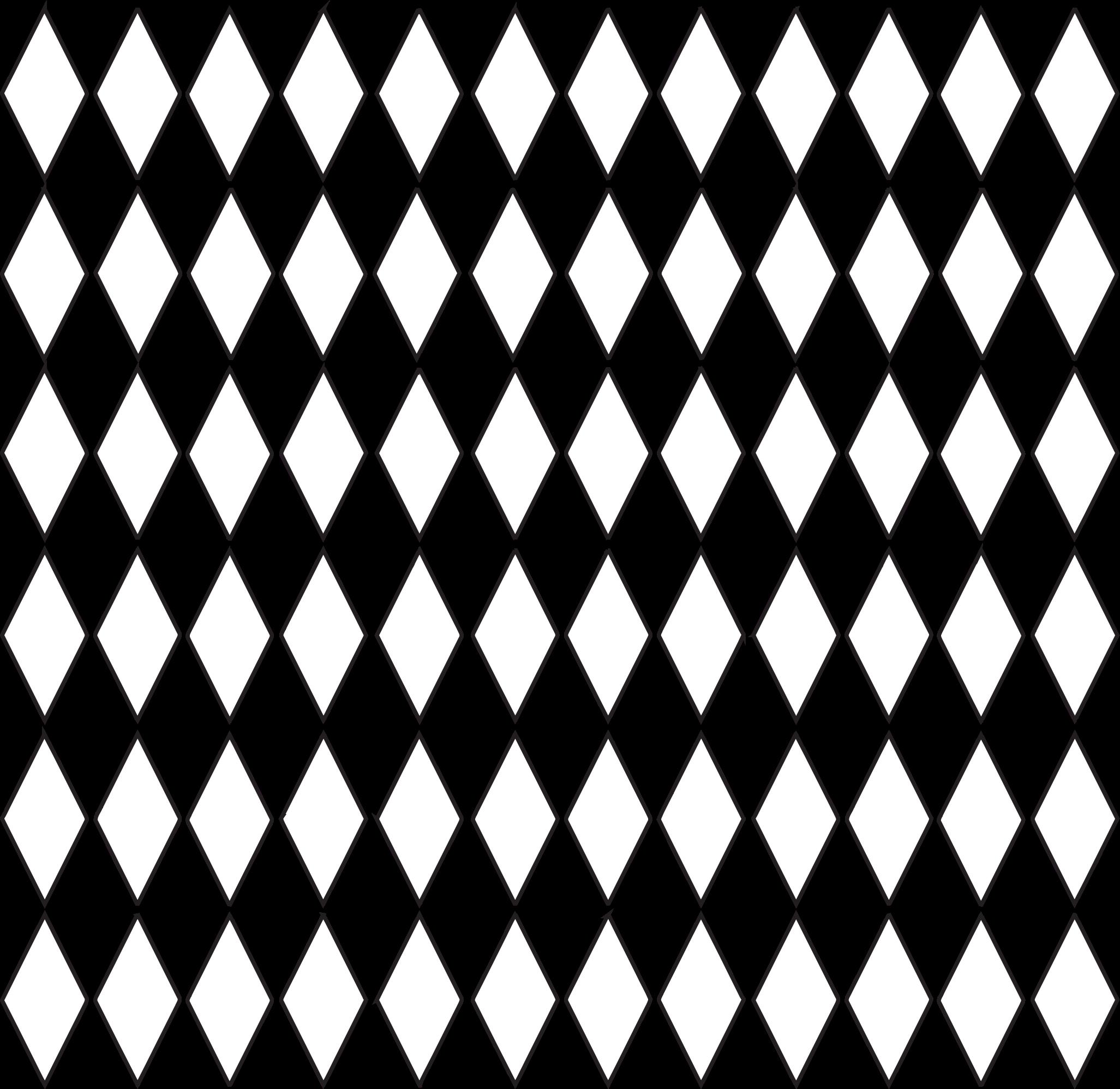 Grid pattern no color. Clipart diamond svg