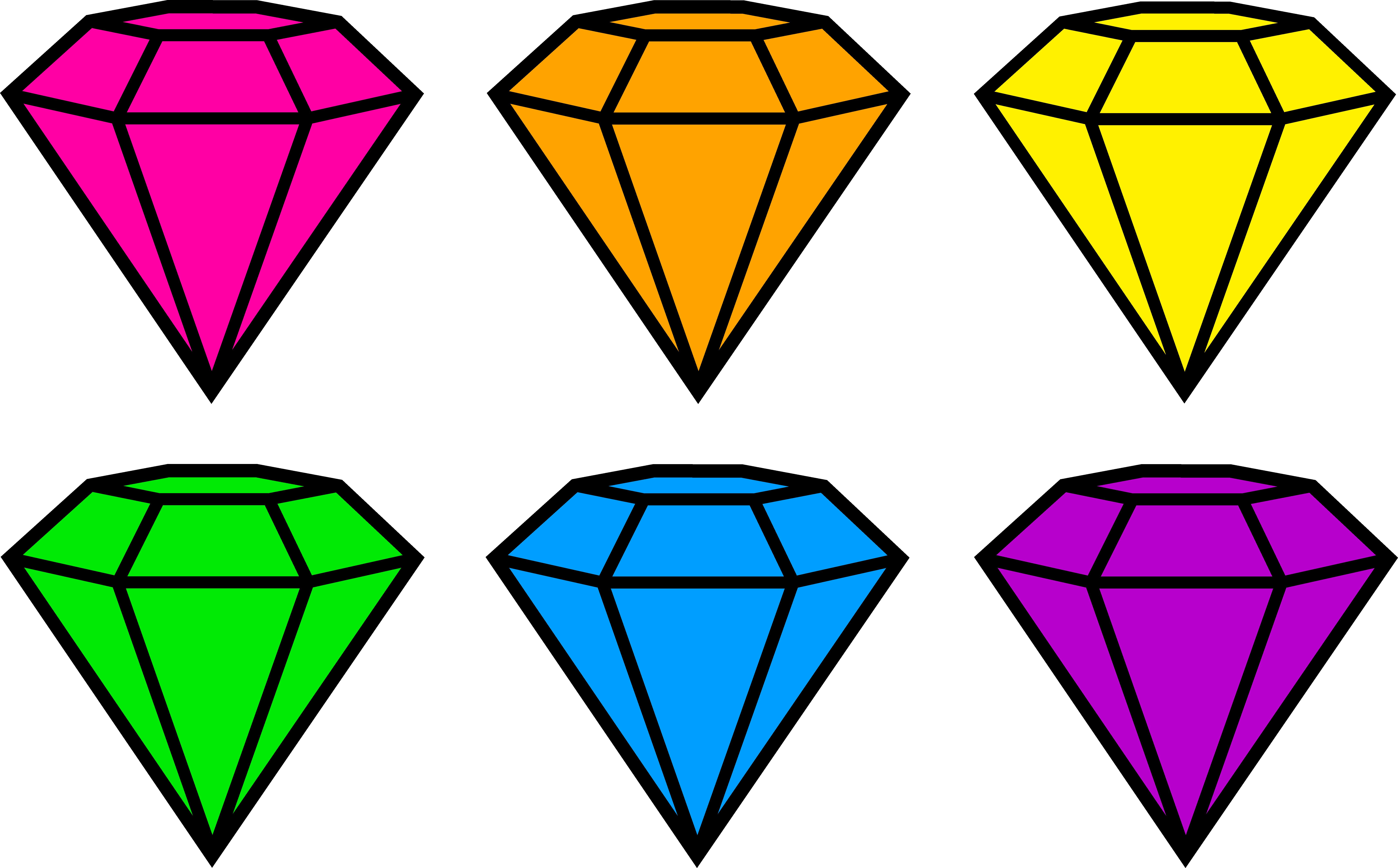 Diamond clipart treasure. Clip art design of