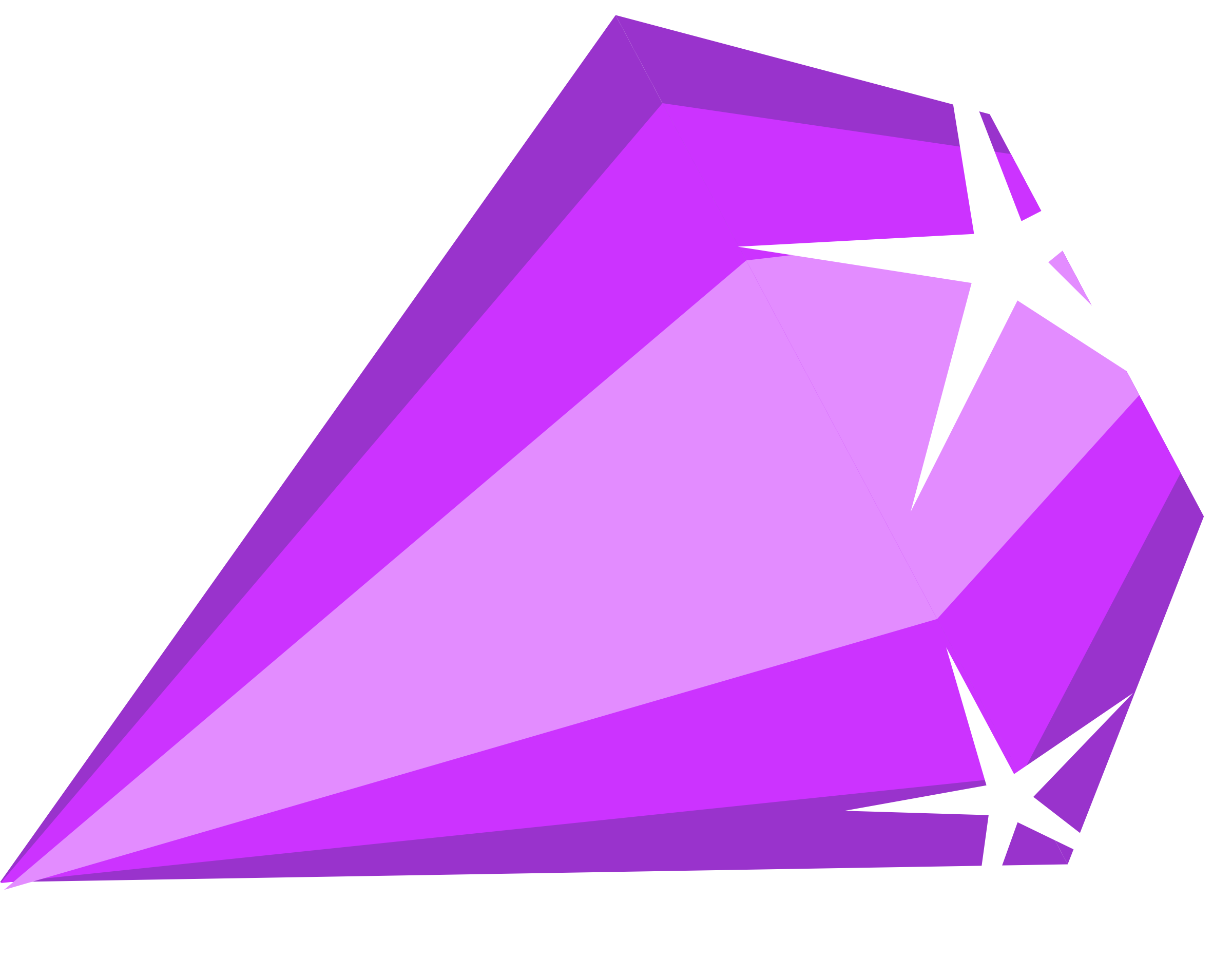 Diamond clipart treasure. Amethyst big image png