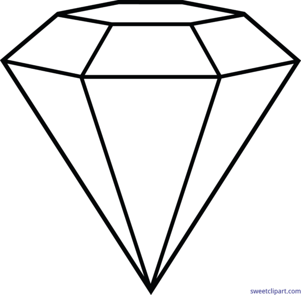 Diamonds clipart triangle. Sweet clip art page