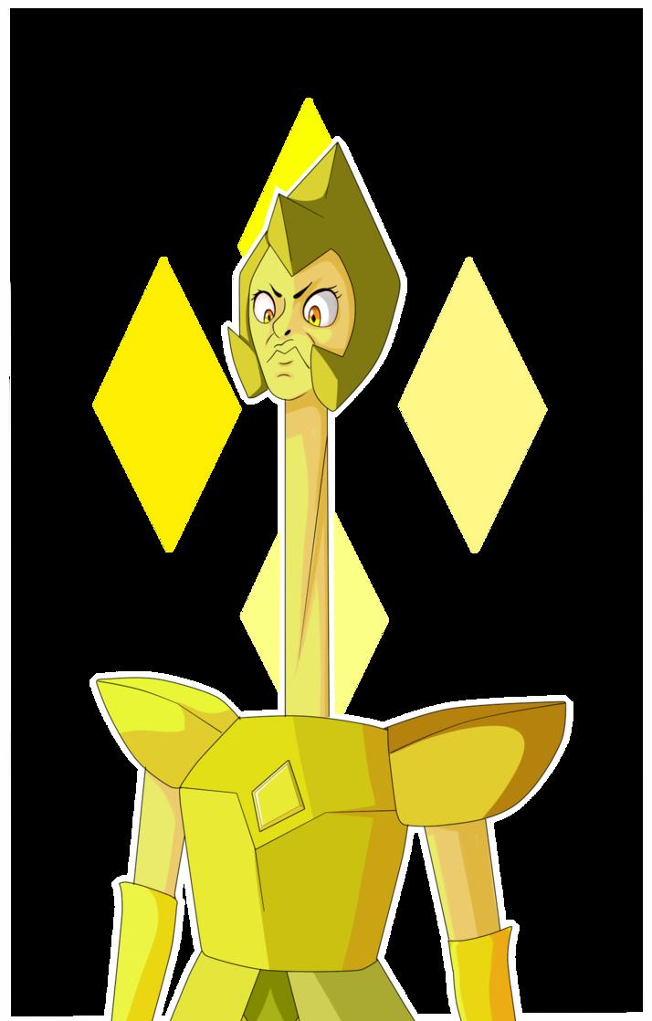 Clipart diamond yellow diamond. Neck intensifies by xxfierypotatoxx