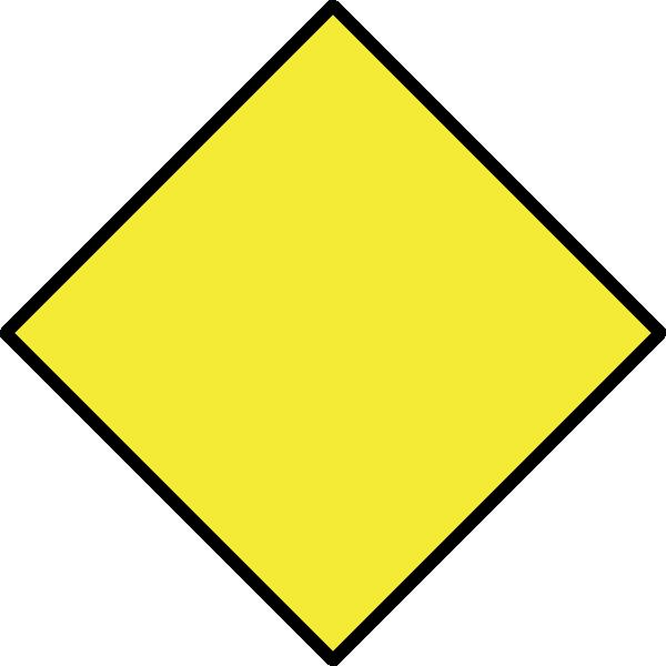 Diamond yellow diamond