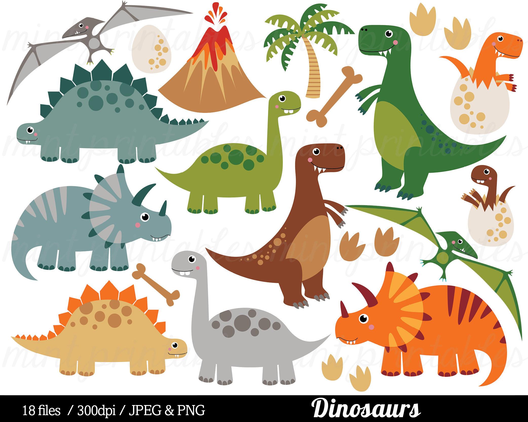 Dinosaurs clip art tyrannosaurus. Clipart dinosaur