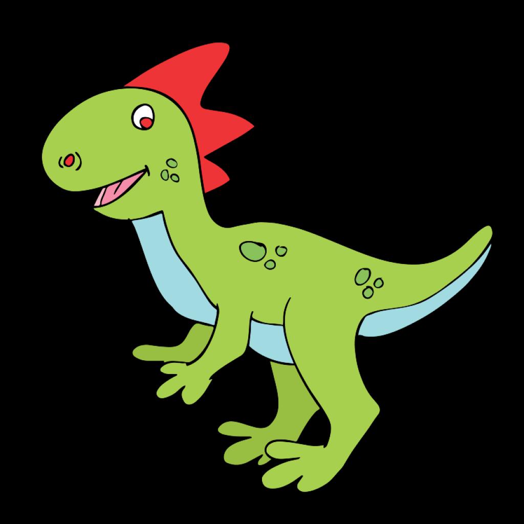 Dinosaur animation
