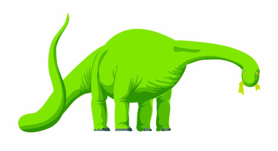 Png black and white. Dinosaur clipart apatosaurus