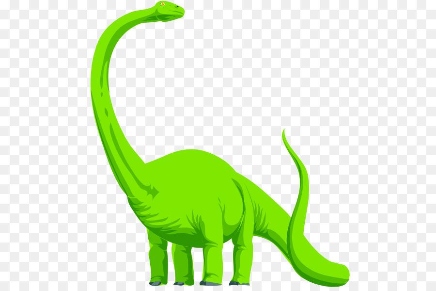 Green grass background dinosaur. Dinosaurs clipart apatosaurus