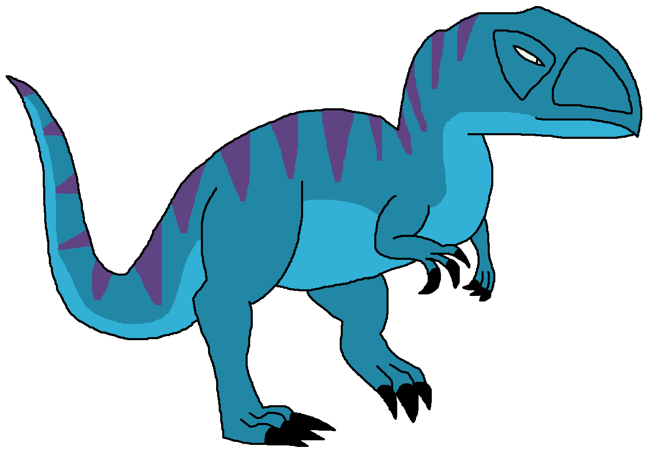 Image abelisaurus png pedia. Dinosaurs clipart carnivore dinosaur