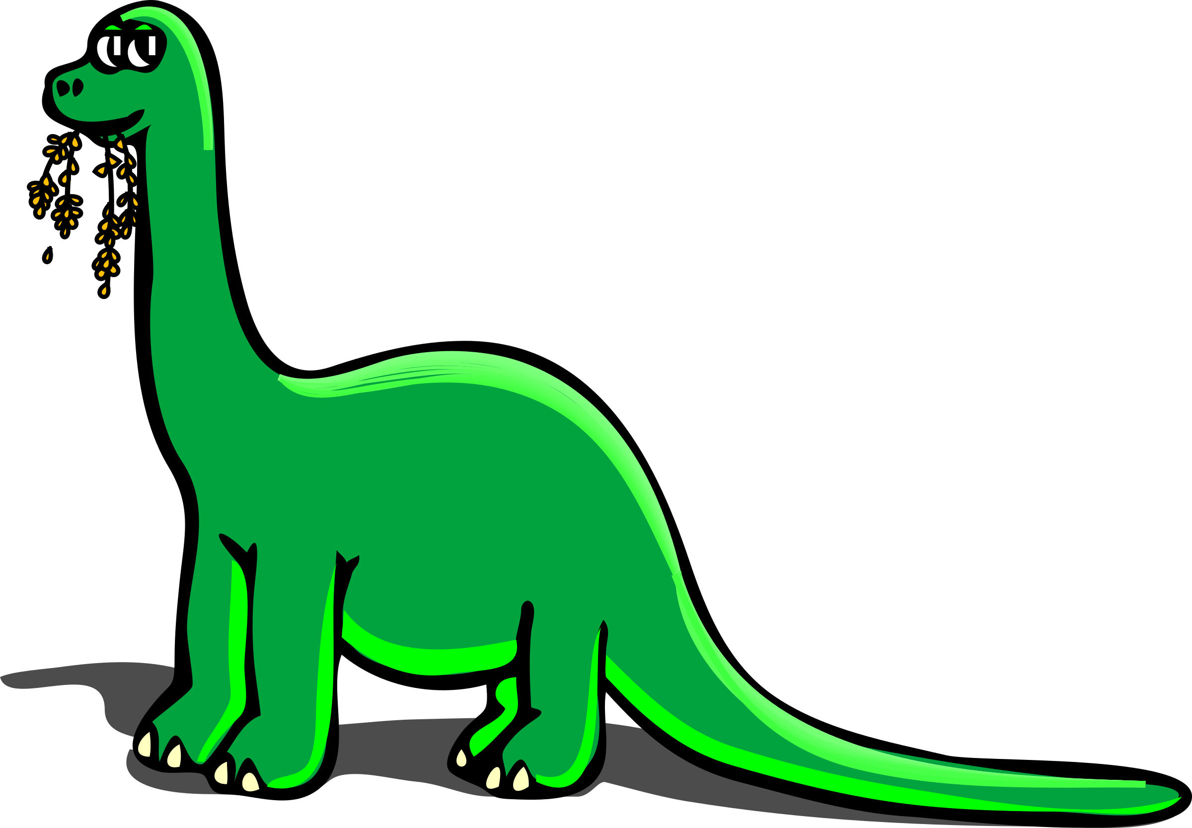 collection of herbivore. Foods clipart dinosaur